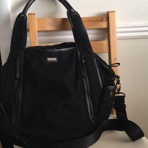 RARE Lululemon Wool Slouch Bag